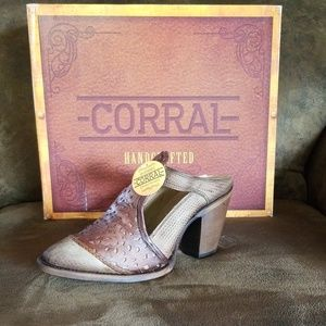 CORRAL HAND CRAFTED